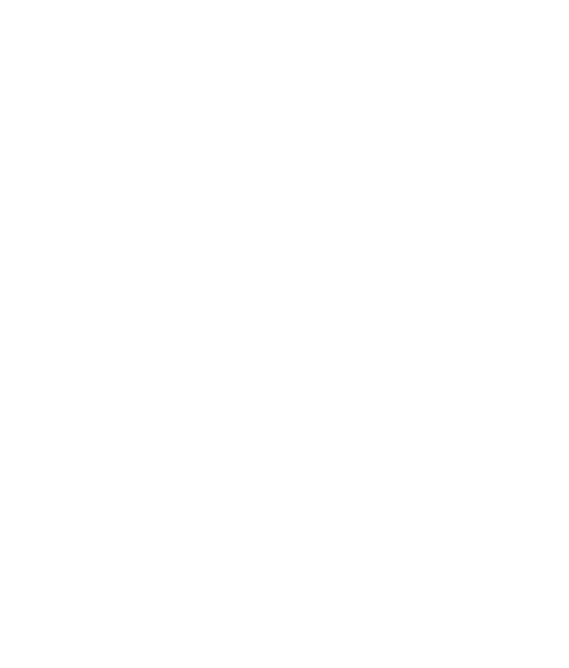 Transparent background of white letters B-qaud